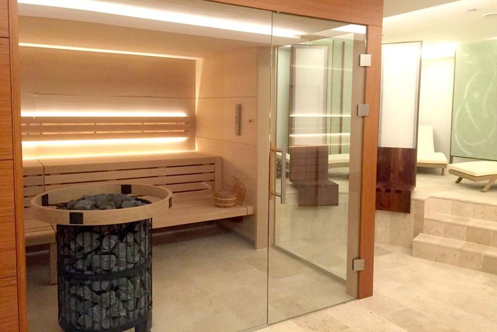 Überblick Sauna